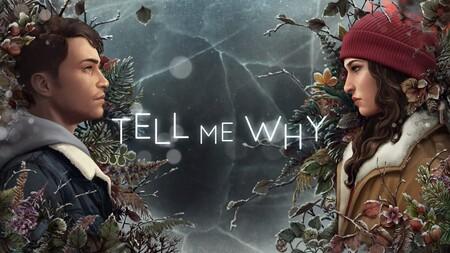 Ya puedes disfrutar totalmente gratis del primer capítulo de Tell Me Why: descárgalo en tu biblioteca y te lo quedas para siempre