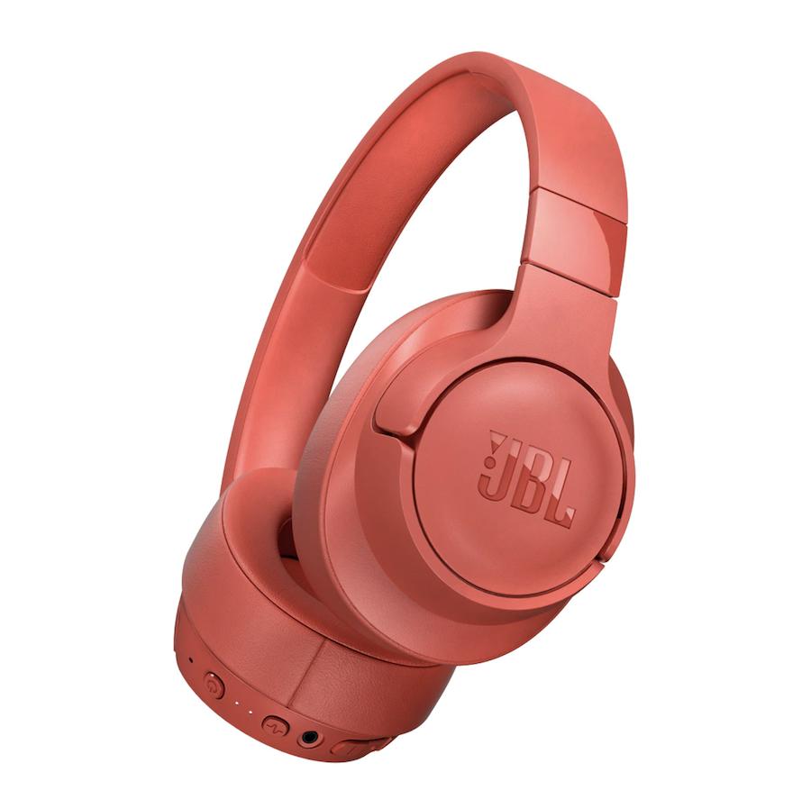 Auriculares de diadema JBL Tune 750 BT NC Naranja