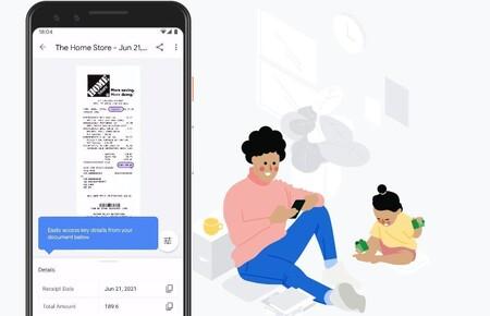 Google lanza Stack, una app que escanea y clasifica tus facturas, tickets e identificaciones oficiales usando inteligencia artificial