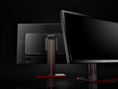 Así es la nueva serie de monitores para jugones ViewSonic XG