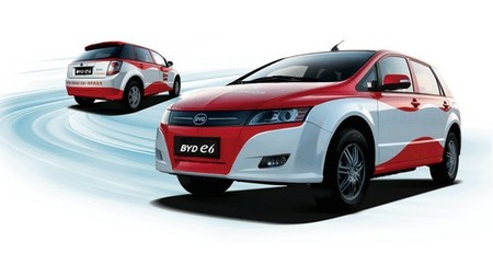 """BYD vende 600 coches eléctricos en """"su primer día"""" en Pekín"""