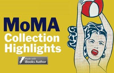 El MoMA lanza sus primeros libros digitales avanzados para iPad
