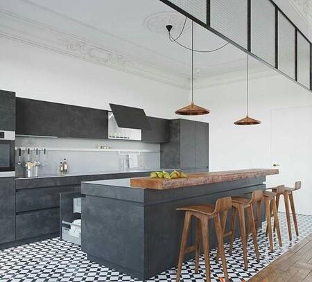 Cocinas Cement Design