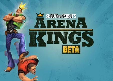 'Shoot Many Robots' continuará su asedio al PC con 'Shoot Many Robots: Arena Kings', un free-to-play en modo PvP