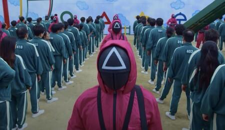 Juego Calamar Proveedor Sk Broadband Corea Demanda Netflix Aumento Trafico