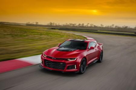 Chevrolet Camaro ZL1 2017, 640 hp y una nueva caja de 10 velocidades
