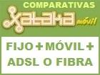 Comparativa tarifas convergentes que integran fijo, móvil, televisión y ADSL o fibra en una cuota única