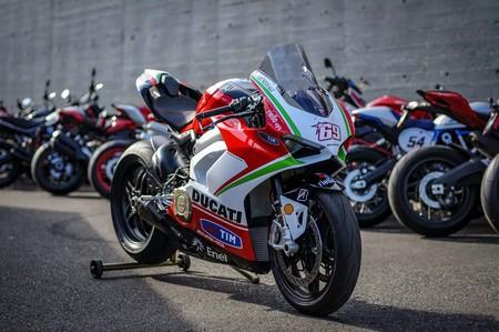 ¡Bellísima! Esta Ducati Panigale V4 homenajea a Nicky Hayden y por 69.000 dólares busca dueño con fines solidarios