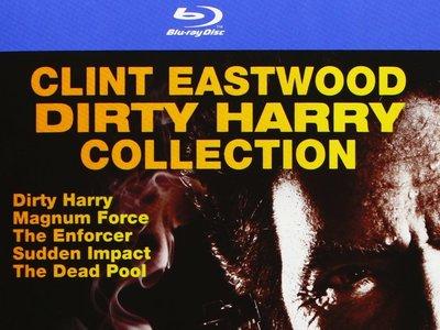 Colección Harry El Sucio, en Blu-ray, por 14,39 euros y envío gratis