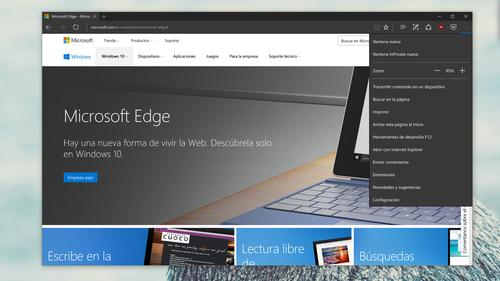 Microsoft Edge, 13 trucos y extensiones para sacarle el máximo partido