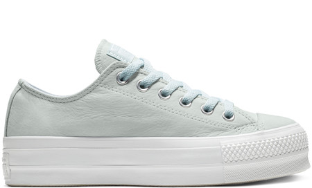 Converse Chuck Taylor All Star Nubuck Lift Low Top