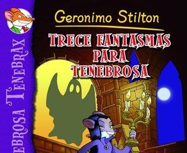 Especial Halloween: Tenebrosa Tenebrax, una nueva colección infantil para pasarlo de miedo