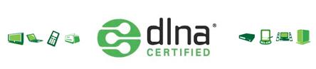 DLNA dispositivos certificados