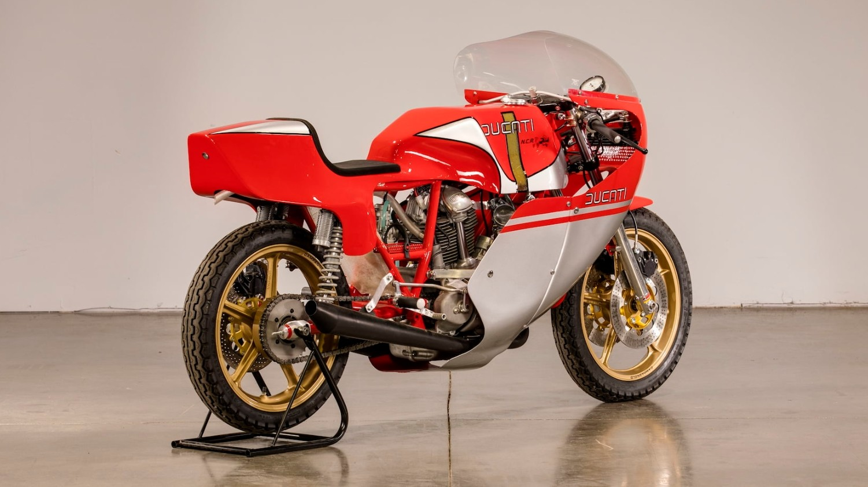 Foto de Ducati NCR 900 1978 (1/11)
