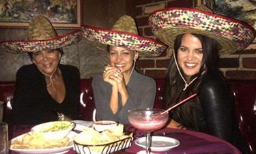 <em>¡Órale güey!</em>, las Kardashian y Nicole Richie se ponen tibias a margaritas