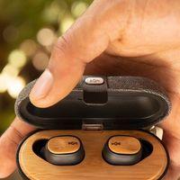 """¿Un auricular in-ear de madera? Así es la apuesta de House of Marley por el sonido HiFi """"sostenible"""""""