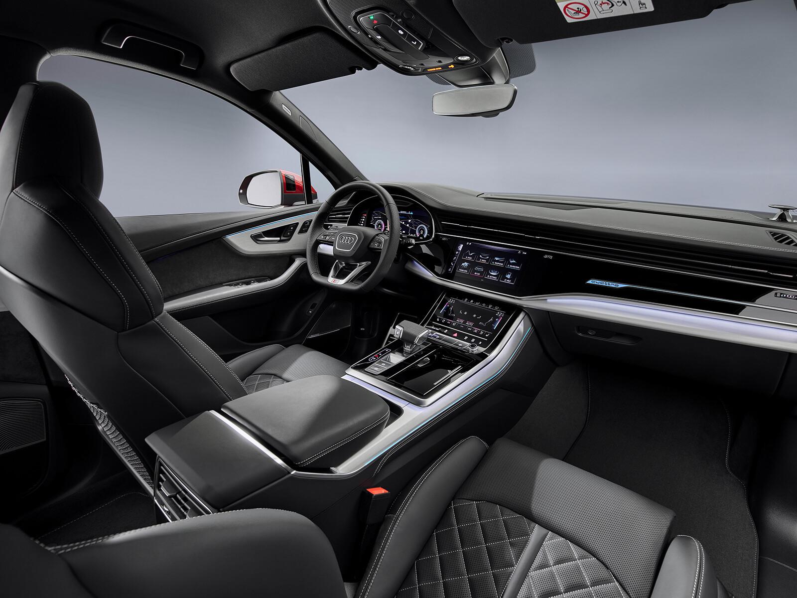 Foto de Audi Q7 2021 (10/30)