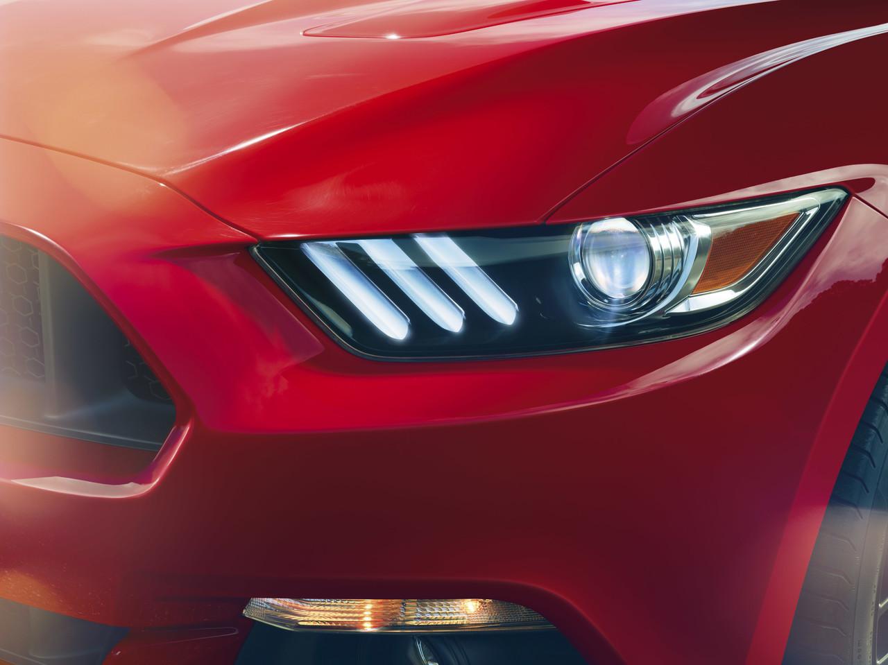 Foto de Ford Mustang 2014 (7/15)