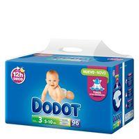Oferta en Toys 'r us en pañales y toallitas Dodot: 50% de descuento en la segunda unidad y envío gratis