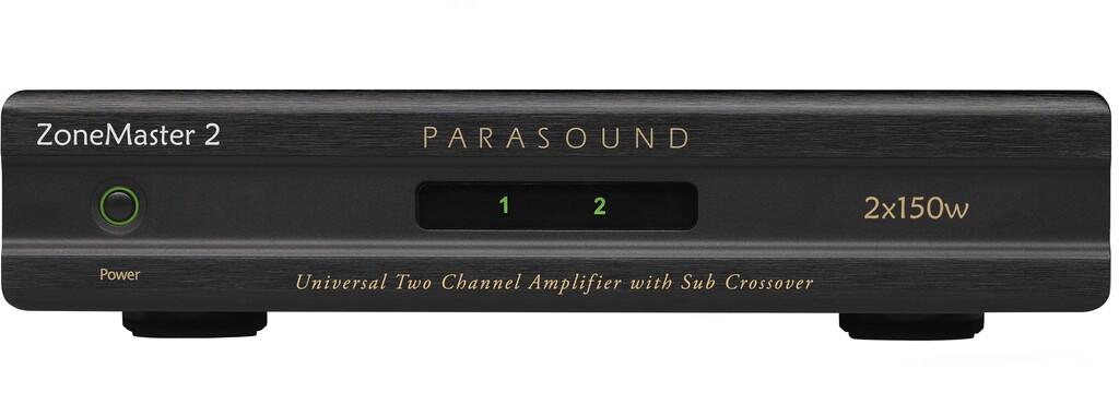 Parasound presenta el ZoneMaster 2, su nueva etapa de potencia compacta para complementar tu equipo de sonido