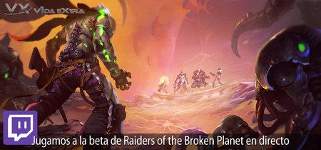 Streaming de Raiders of the Broken Planet a las 12:30h (las 05:30h en Ciudad de México)