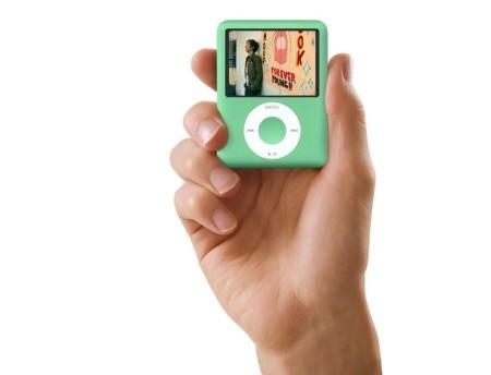iPod nano de Apple