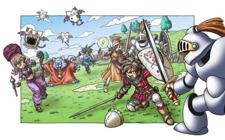 Dragon Quest X será otro de los juegos que formará parte del catálogo de NX
