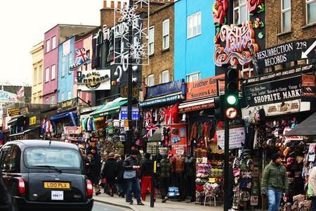 De Camden Town, estrellas del rock y gin & tonics
