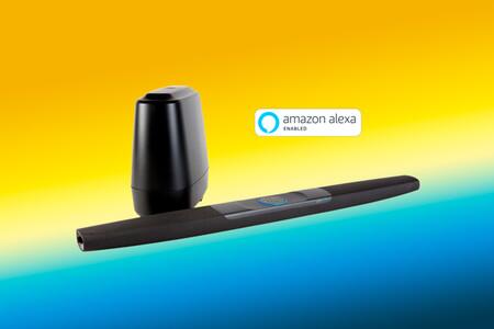 La barra de sonido con subwoofer Command Bar tiene Alexa y un descuentazo que la deja más barata que nunca en Amazon: 192,79 euros