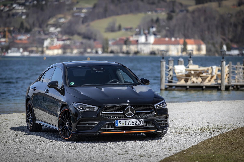 Foto de Mercedes-Benz CLA Coupé 2019, toma de contacto (171/248)