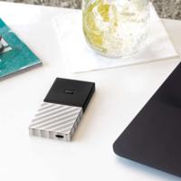 Los discos externos de Western Digital evolucionan: nuevos MyPassport SSD con USB-C
