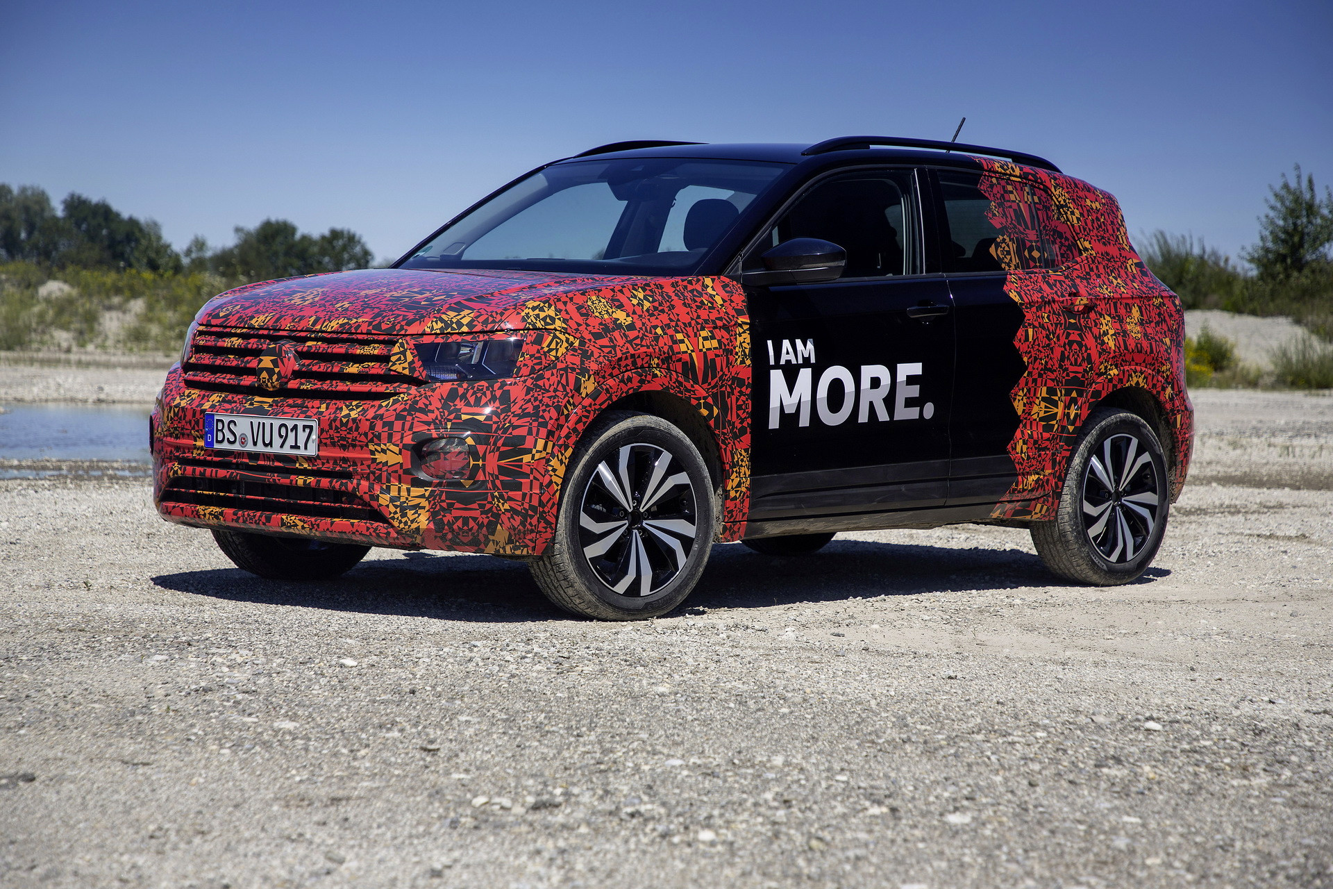 Foto de Volkswagen T-Cross (primeras imágenes) (18/28)