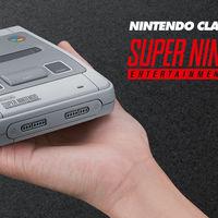 SuperNES Classic Mini, con 21 juegos y 2 mandos, por 64,99 euros y envío gratis