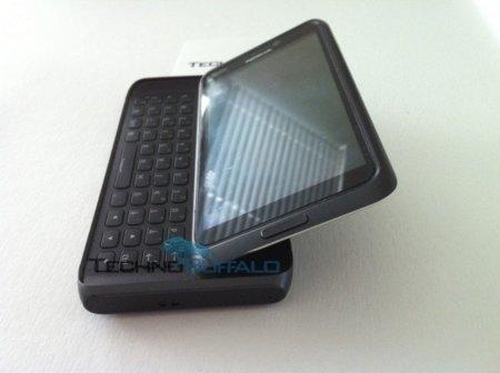 El último prototipo de Nokia, con QWERTY físico completo y Symbian^3