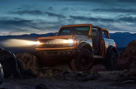 Ford Bronco Hibrido 2
