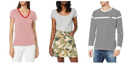 Chollos en tallas sueltas de pantalones, camisetas y faldas de marcas como Levi´s, Pepe Jeans o Lee en Amazon por menos de 20 euros