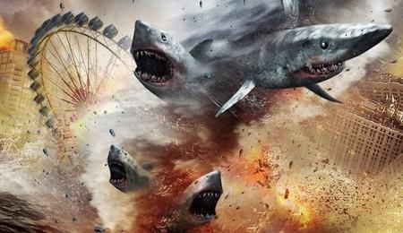 Cinco locas alternativas a 'Sharknado'