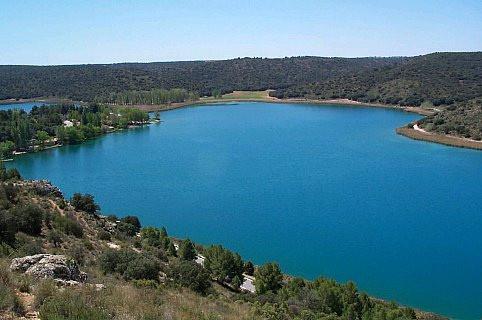 Parque natural de las lagunas de ruidera un oasis en la - Ole mi lola albacete ...