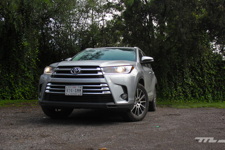 Toyota Highlander 2017, a prueba: con espacio para siete y equipamiento para entretener a todos