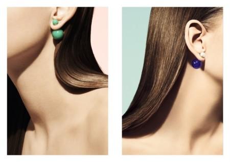 Los pendientes de moda: Mise en Dior