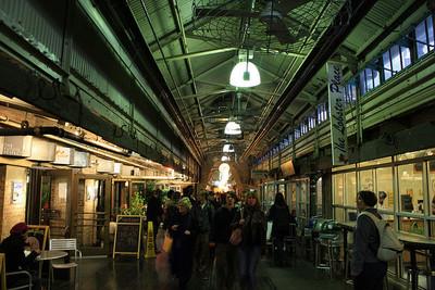 Nueva York: la experiencia gastronómica del Chelsea Market