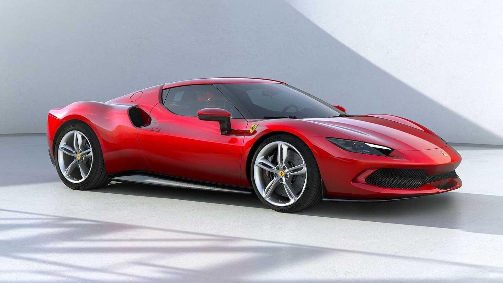 Foto de Ferrari 296 GTB (1/14)