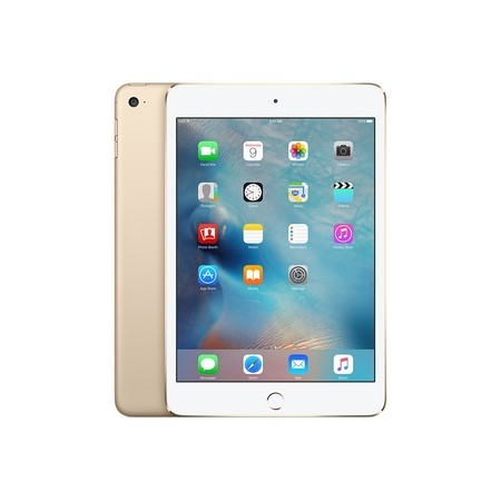 Rfb Ipad Mini4 Gold Wifi 2015