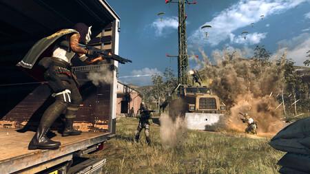 Cómo funcionan las dos nuevas ventajas de Call of Duty Warzone: Explorador de combate y Templado