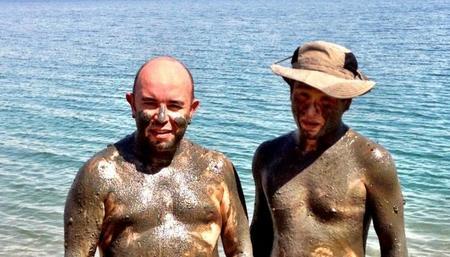 Mar Muerto Lodo
