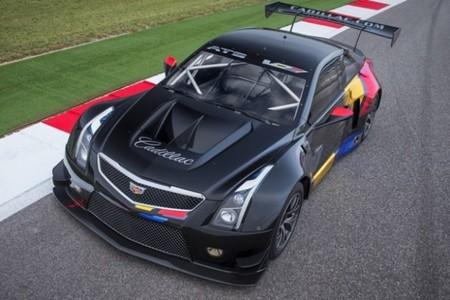 Cadillac muestra su nuevo y espectacular ATS-VR GT3