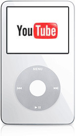 Pasar vídeos de Youtube al iPod