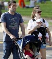 Jennifer Garner, defendería a Ben Affleck con uñas  y dientes