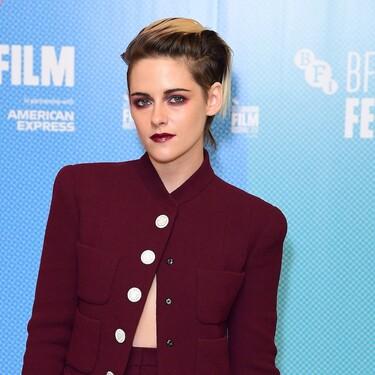 Casi irreconocible pero divina: así luce Kristen Stewart convertida en la princesa Diana