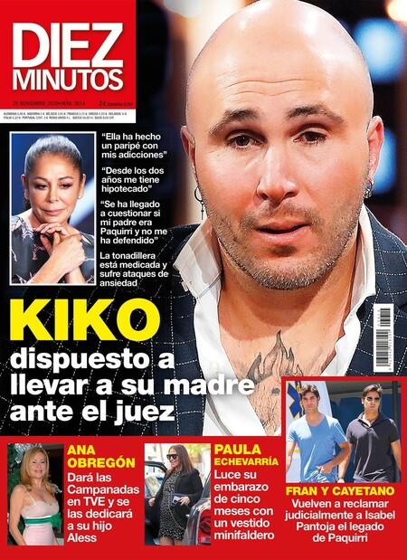 Diez Minutos Kiko Rivera